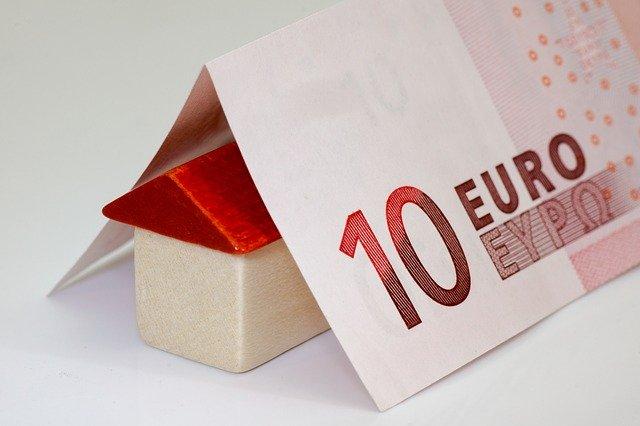 Domek pod euro