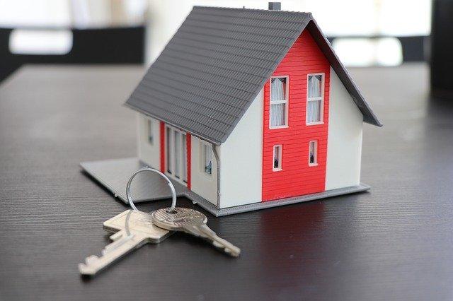 dom, klucze